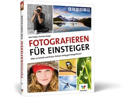 Rezension Kyra & Christian Sänger: Fotografie für Einsteiger